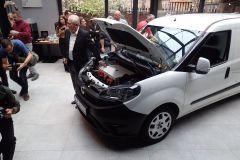 Polski elektryczny samochód dostawczy FSE M