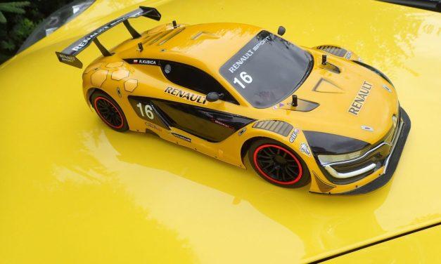 Ninco – Renault R.S.01: Szybka jazda
