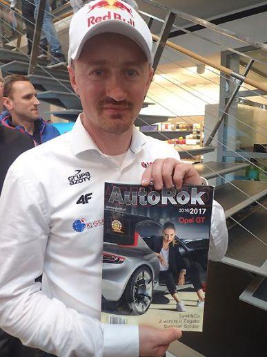 Adam Małysz Mistrz Świata w Skokach Narciarskich