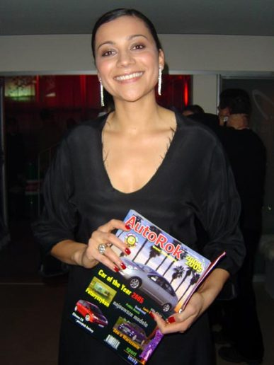 Klaudia Carlos - prezenterka