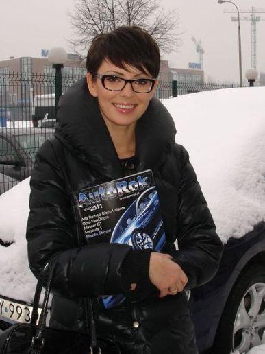 Dorota Gardias - prezenterka