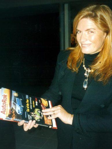Katarzyna Dowbor - dziennikarka, prezenterka