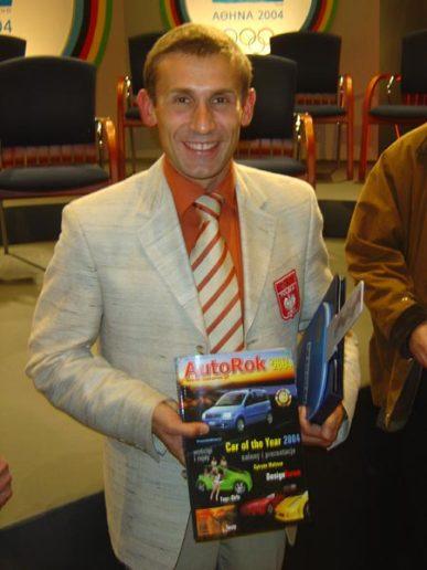 Robert Korzeniowski - polski lekkoatleta, mistrz świata i mistrz olimpijski