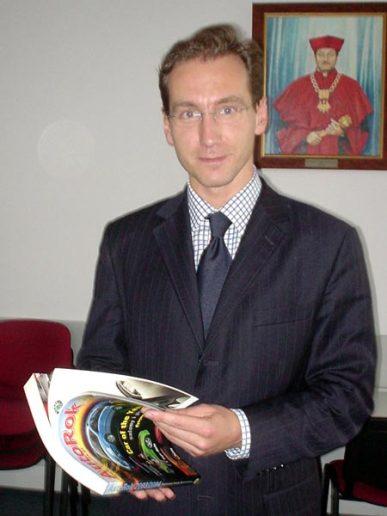 Piotr Kraśko - dziennikarz, prezenter