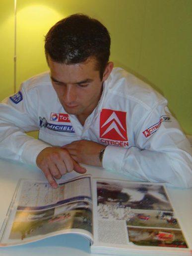 Sebastien Loeb - Mistrz Świata WRC