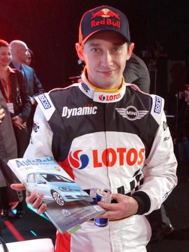 Michał Kościuszko, Lotos Rally Team, pierwszy polski kierowca rajdowy biorący udział w całym cyklu WRC
