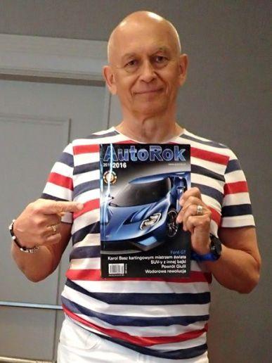 Andrzej Pągowski - Twórca plakatów, ilustracji i okładek. Właściciel firmy Kreacja Pro