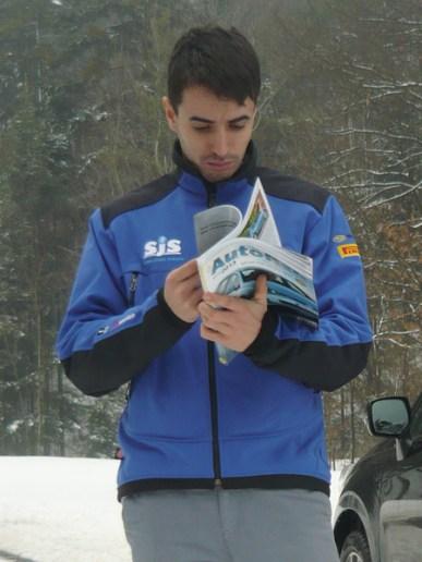 Wojciech Chuchała (Subaru Poland Rally Team) rajdowy mistrz Polski i Słowacji (w grupie N)