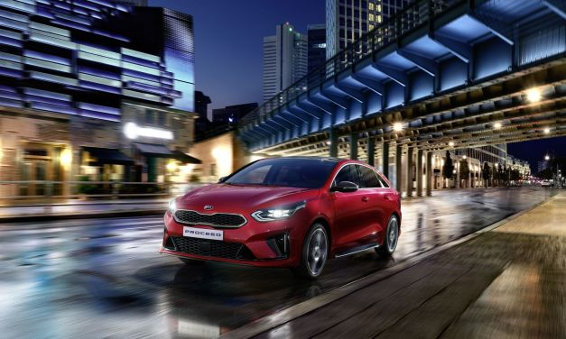 Kia ProCeed – Shootingbrake