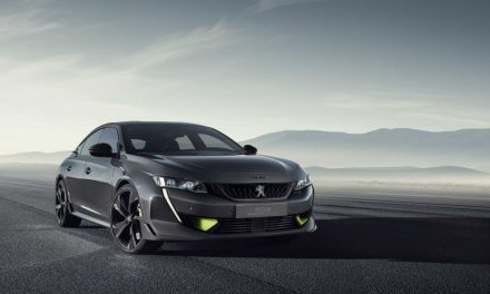 508 Peugeot Sport Engineered Concept – Rasowa hybryda