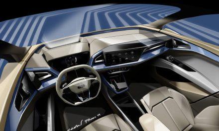 Audi Q4 e-tron – Elektryczna lawina
