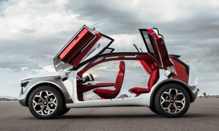 Kia HabaNiro – The Everything Car