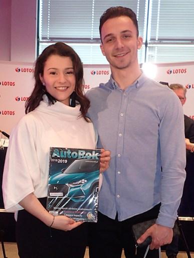 Natalia Kaliszek i Maksym Spodyriev, łyżwiarze figurowi