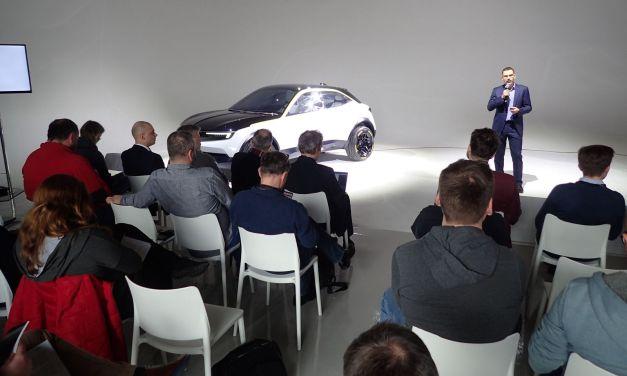 Opel GT X Experimental – Show w Warszawie