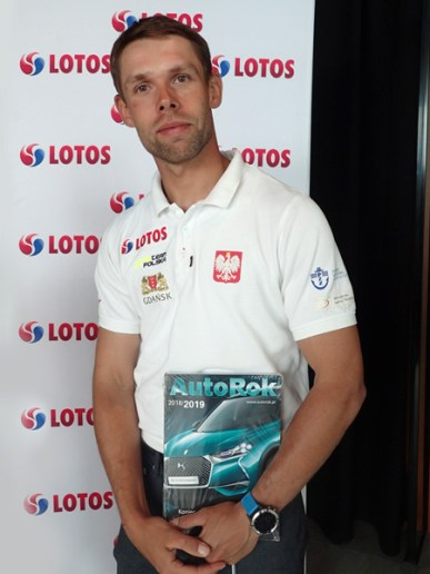 Paweł Kołodziński, żeglarz sportowy
