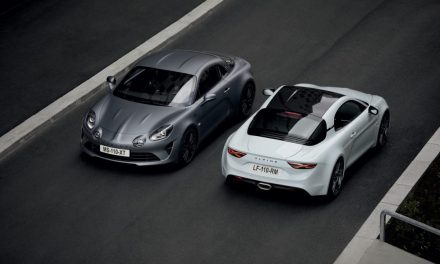 Alpine A110S – Z turbo wigorem