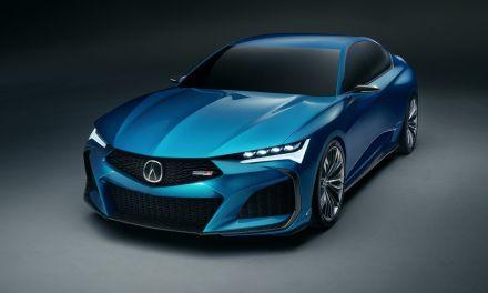Acura Type S – Dynamika bez granic