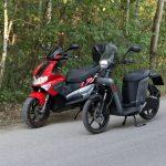 Gilera Runner kontra Askoll e S3 – Benzyniak czy elektryk?
