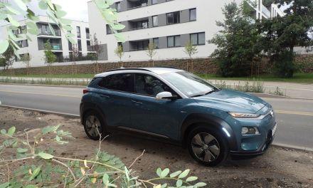 Hyundai Kona Electric – Prądowo i lajfstajlowo