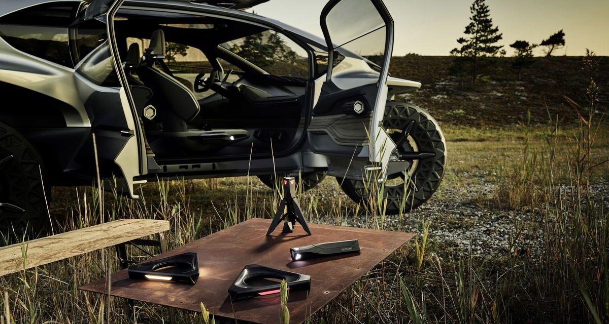 Audi AI:Trail quattro – Terenówką w przyszłość