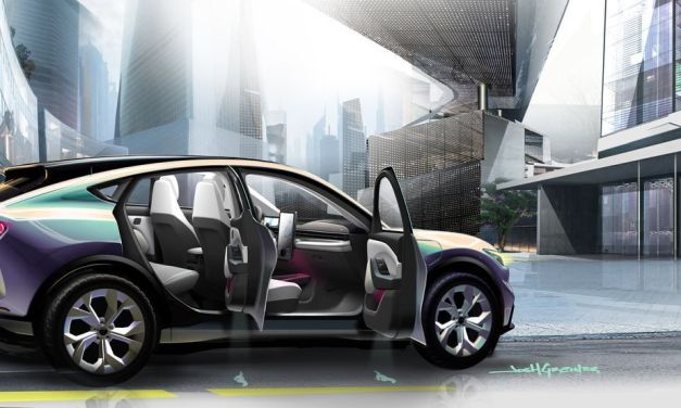 Ford Mustang Mach-E – Demon przyszłości