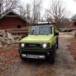 Suzuki Jimny – Offrodowy kanarek