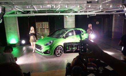Ford Puma ST – SporTowy crossover