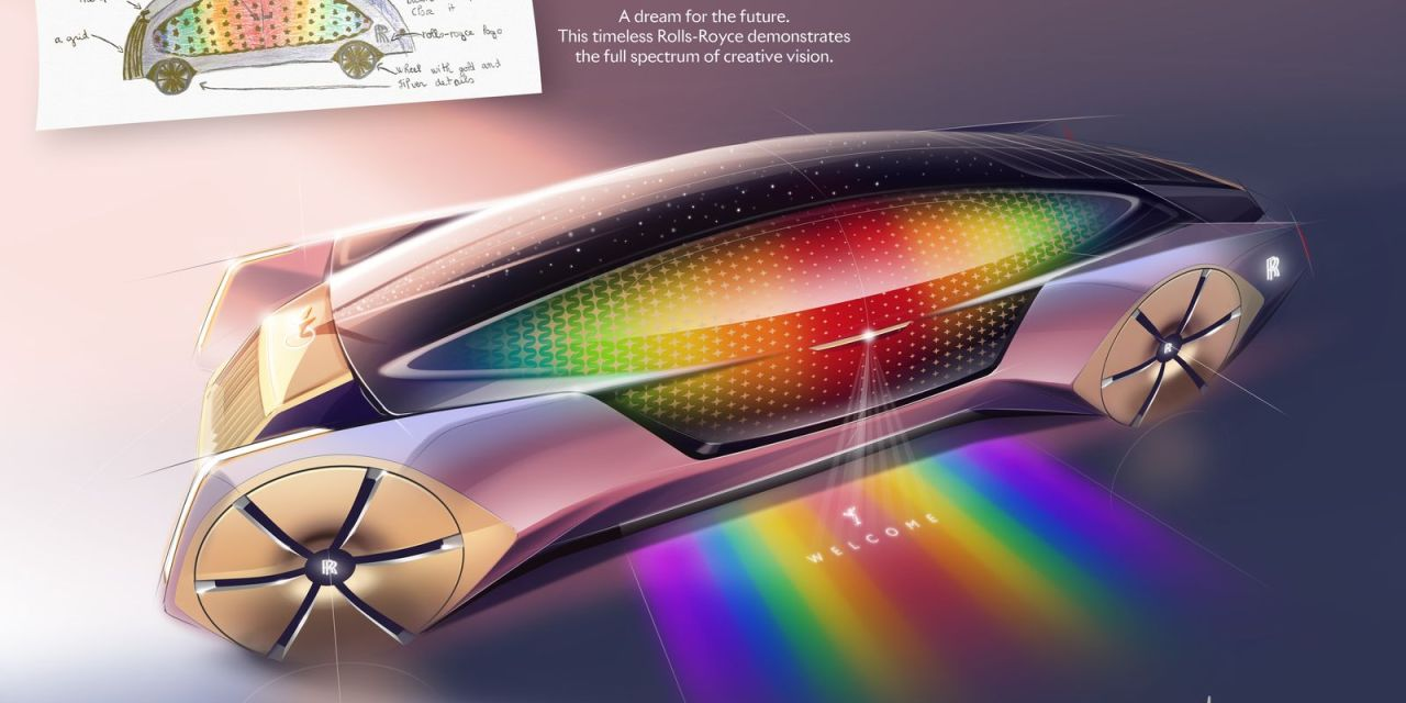 Rolls-Royce Design Competition – Konkurs projektowania dla najmłodszych