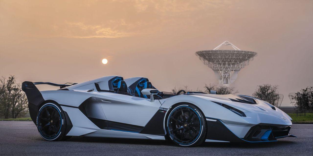 Lamborghini SC20 – Jedyny taki