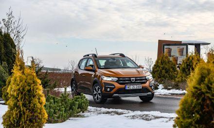 Dacia Sandero – Większe ambicje