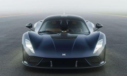 Hennessey Venom F5 – Szybszy od wiatru
