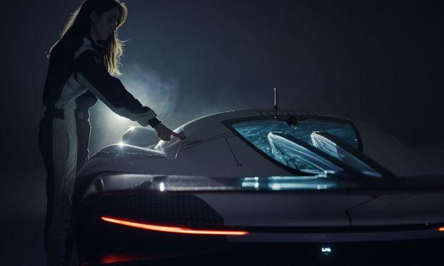 Jaguar Vision Gran Turismo SV – Wariacje na 3D