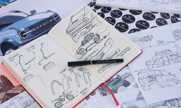 Ford Bronco design – Modyfikacja DNA