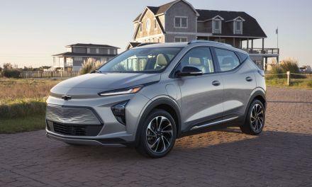 Chevrolet Bolt EV/EUV 2022 – Grunt to wybór