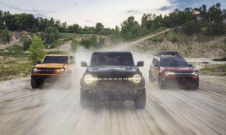 Ford Bronco – Dzika historia