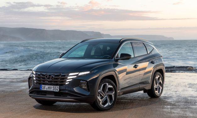 Hyundai Tucson – Awangarda popłaca