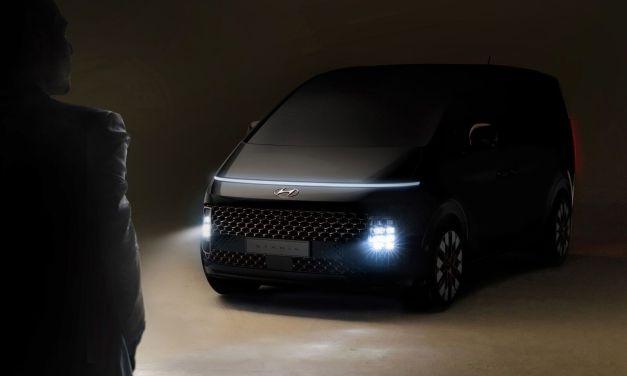 Hyundai Staria – Powrót minivanów