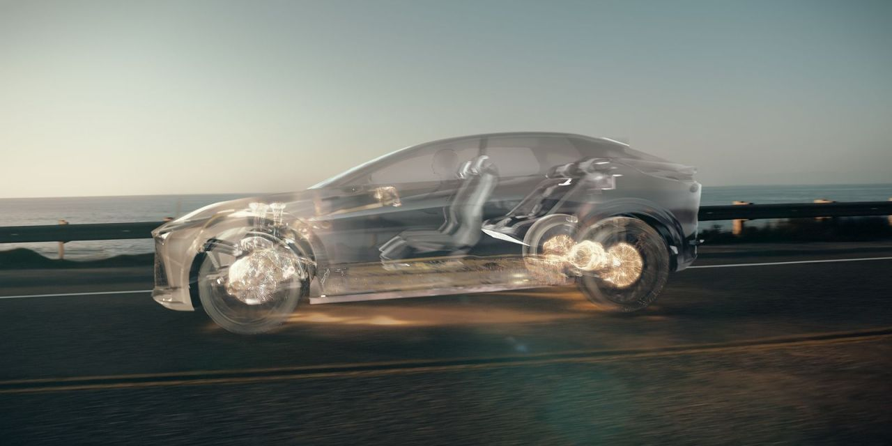 Lexus LF-Z Electrified – Wizja nowej generacji