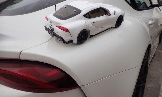 Tamiya Toyota GR Supra – Nowa generacja