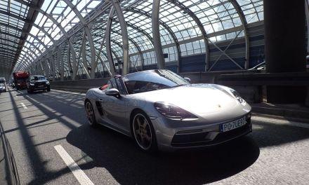 Porsche Boxster 25 Years Edition – Ćwierć wieku ewolucji