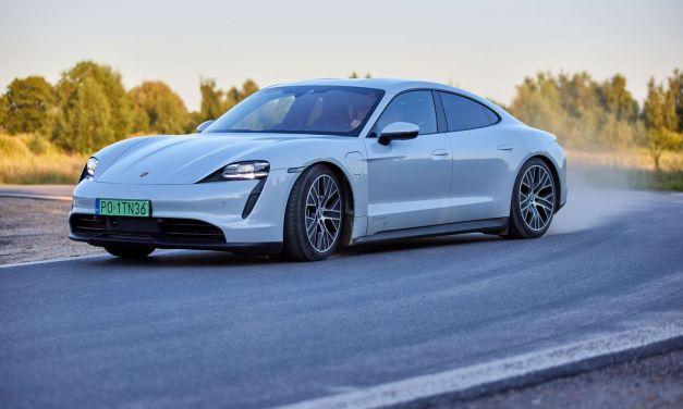 Porsche Taycan – Nowy rodzaj emocji