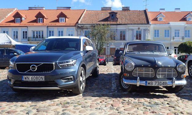 Volvo XC40 T3 – Miejskie Volvo?