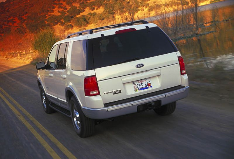 Ford Explorer Manual Transmission