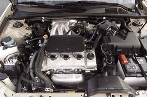 Test Drive: 2002 Toyota Camry XLE V6  Autosca