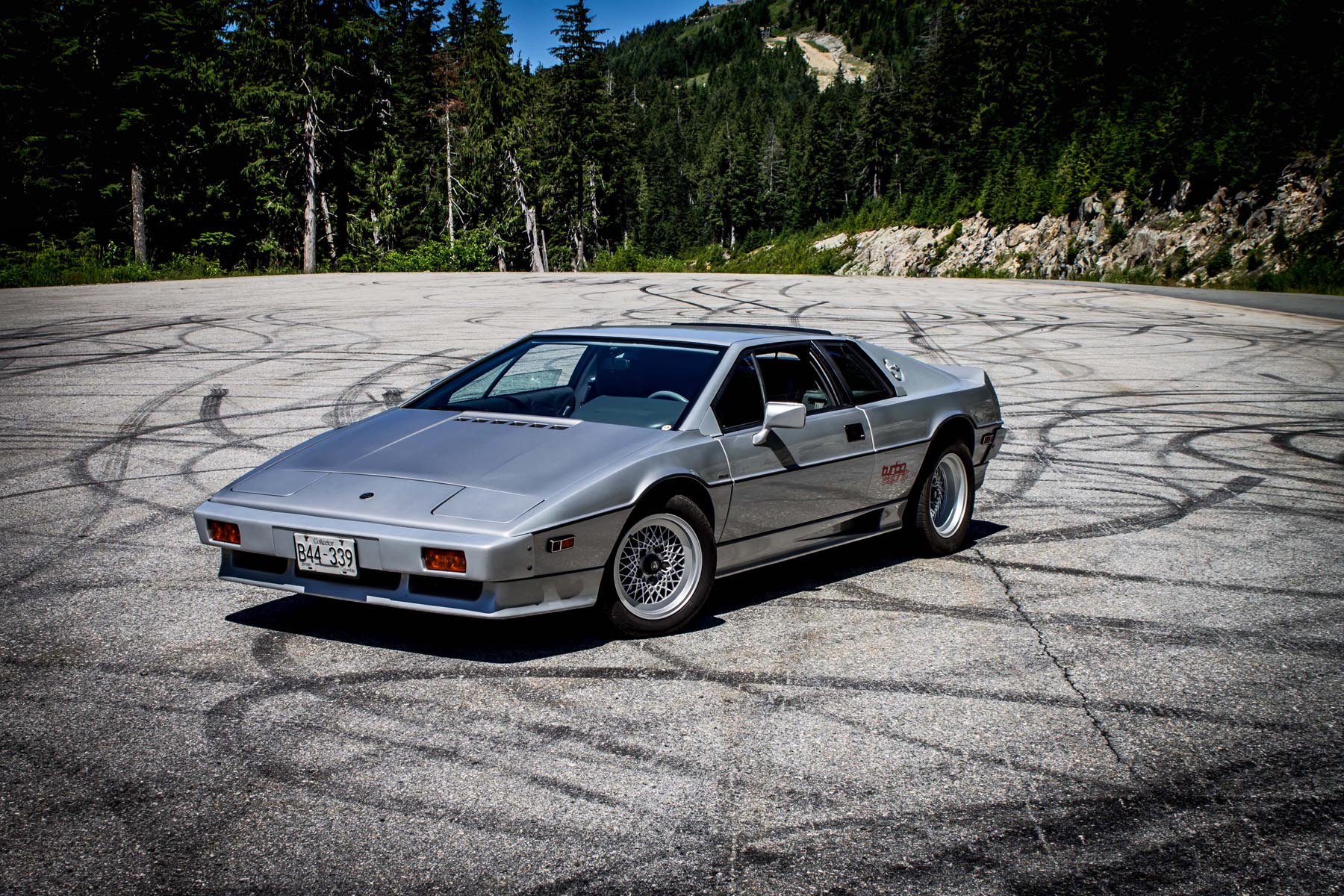 1984 Lotus Esprit Turbo Autosca