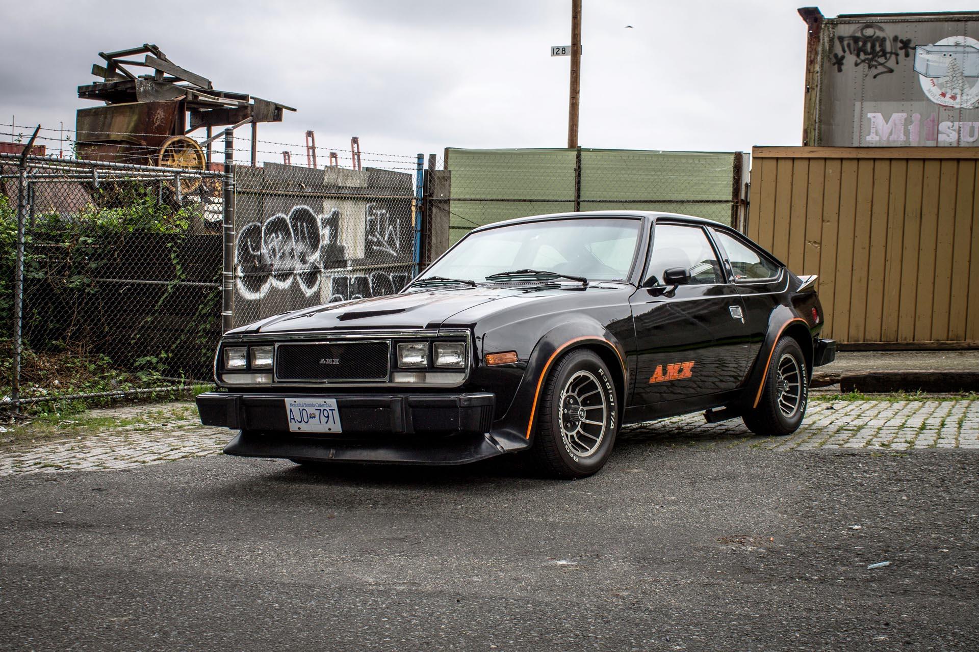 1979 Amc Spirit Amx Autos Ca