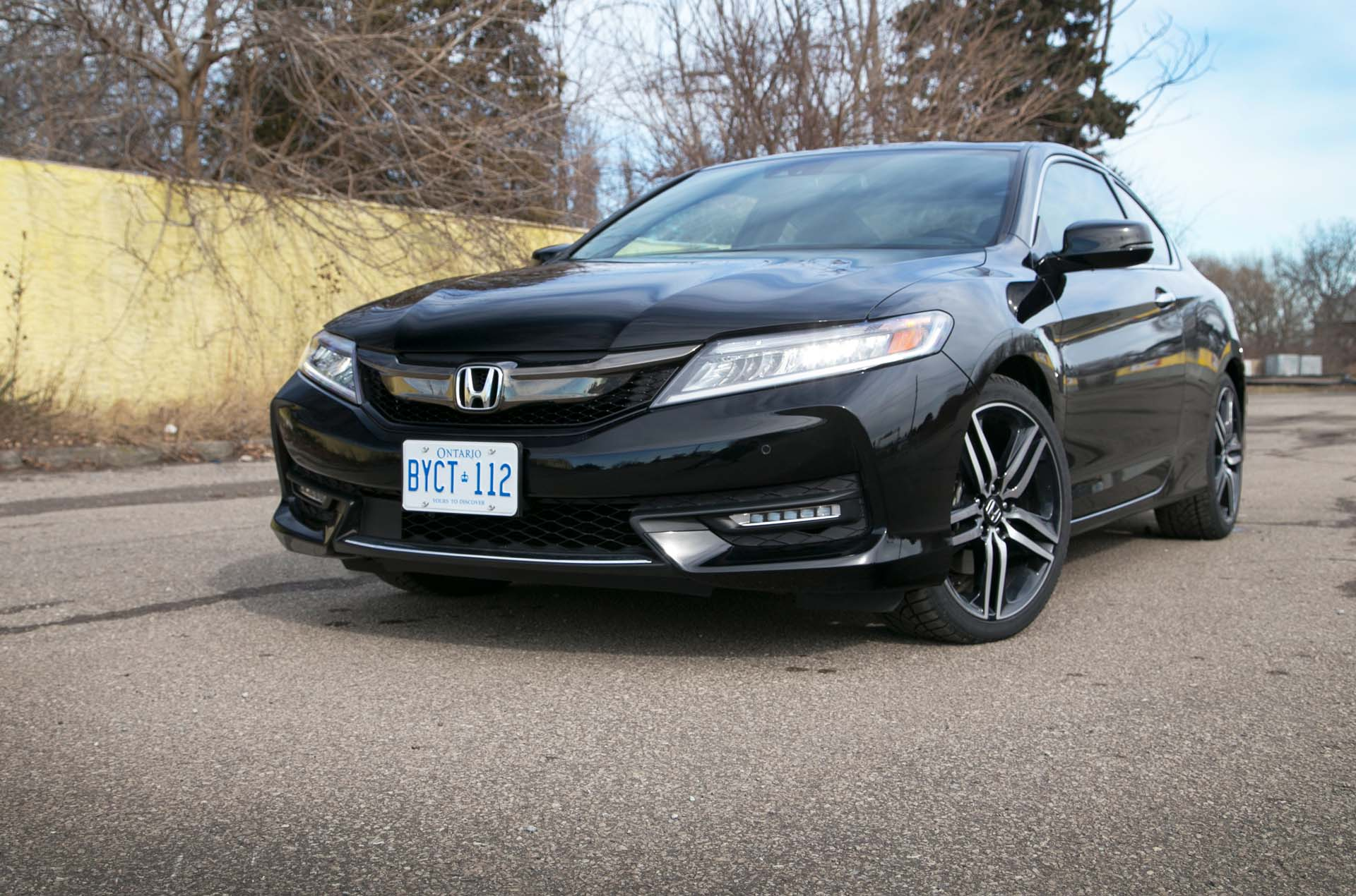 2016 Honda Accord Coupe V6 Touring Autosca