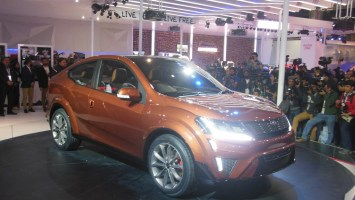 Mahindra's U301 SUV to be called TUV300 - AutosArena.com