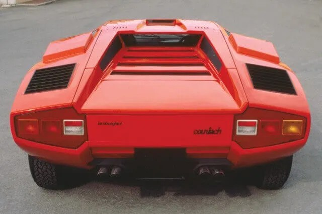 Lamborghini Countach A Car Made For The Devil