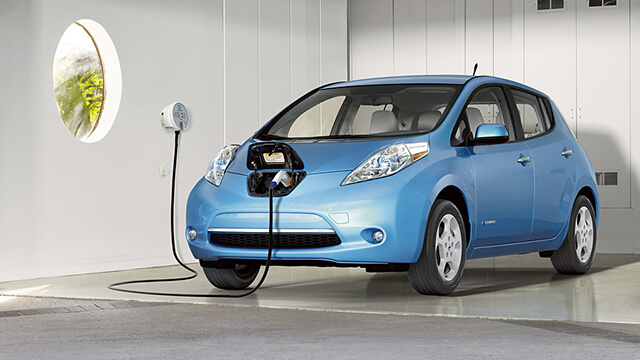 Electric cars: The top ten